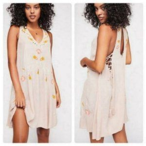 NWT Free People Adelaide Festival Slip dress